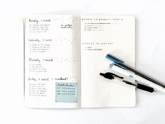 studybuzz:  28.02.16 » my march bullet journal... - get shit done o'clock