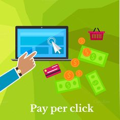 Pay Per Click Poster by robuart on Creative Market