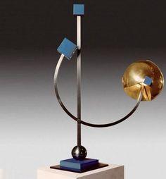 Scale Lamp by Pierre Cardin