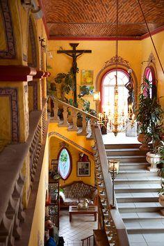 La Nueva Posada, Hotel, Ajijic, Lake Chapala, Jalisco, Mexico