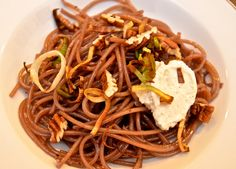 Spaghetti in Red Wine - &10 or Less Meal - 719woman.com