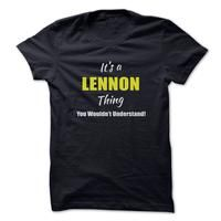 Its a LENNON Thing Limited Edition
