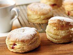 Pepperidge Farm® Puff Pastry: PB&J Doughnuts