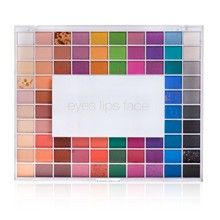 100 Piece Eyeshadow Palette. this makeup works very well and is very reasonably priced :)
