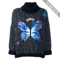 Dolce & Gabbana butterfly jumper