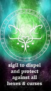 May I have a sigil to dispel and protect against all hexes & curses. Also to protect against people, spirits and entities with negative and vengeful tendencies. Sigil to protect. Protection Symbols, Wiccan Symbols, Magic Symbols, Ancient Symbols, Viking Symbols, Egyptian Symbols, Viking Runes, Witchcraft Spell Books, Wiccan Spell Book