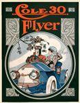 "Sheet Music: ""Cole 30 Flyer"" (1910)"