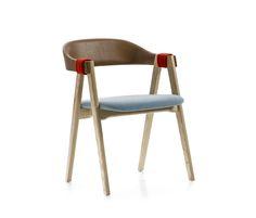 Mathilda by Moroso | Chairs