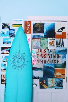 Surfing holidays is a surfing vlog with instructional surf videos, fails and big waves Aesthetic Rooms, Beach Aesthetic, Aesthetic Drawings, Flower Aesthetic, Aesthetic Collage, Summer Aesthetic, Blue Aesthetic, Aesthetic Fashion, Surfer Bedroom