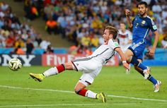 Super Mario Goetze lifted Germany over Argentina by scoring the 2014 World Cup game-winner in extra time.