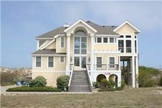 Oceanfront Outer Banks Rentals | Whalehead Beach Rentals | Oceanfront GOLD   each br has private bath