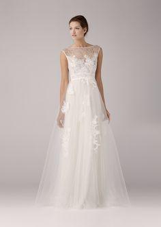 SNOW suknie ślubne Kolekcja 2014