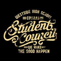 Iza Design Student Council Shirts Student Council T Shirt Design