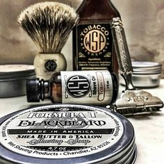 #Repost @cap7597  2/09/17 - Pirates Life's For Me!  @wetshavingproducts Blackbeard:  Think Pipe Tobacco Spice and a Bay Rum Twist.  Wow!! The website says Tobacco Cherry Vanilla Patchouli Cloves and other Spices.  Wow!!! This has got to be the best Pipe Tobacco/Bay Rum I've tried!!! I'll be using this same set up again soon for a video.  Wow!!! #stache #moustache #wetshave #srs #straightrazor #shave #love #shaving #followme #guys #men #style #instapic #instagood #safetyrazor #instadaily…