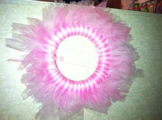 Wreath for baby