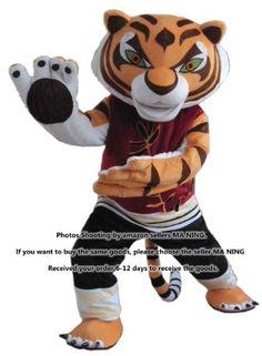 Kung Fu Panda Tigress Mascot Costume Dress Adult Size EVA OR EPE material MYOS http://www.amazon.co.uk/dp/B00CU7LIPW/ref=cm_sw_r_pi_dp_tBJmvb0NVBKPN