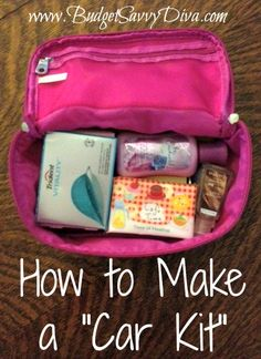 "How to Make a ""Car Kit"" 