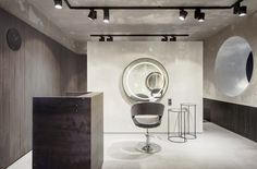 Completed in 2015 in Almaty, Kazakhstan. Images by Pavel Chaunin. Beauty salon Numero Uno is a venue for young and modern city dwellers of Almaaty. It is a fashionable and current space for the whole city. The...