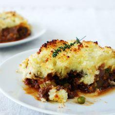 Chunky Shepherd's Pie with Panko Parmesan Crust Recipe on Food52 recipe on Food52