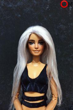 Ооак часть 2  #ooak #barbie #barbiestyle #barbiedoll #ooakbarbie