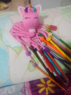 Shabby Chic Baby, Amigurumi Doll, Colored Pencils, Ideas Para, Spiderman, Arts And Crafts, Barbie, Baby Shower, Quilts