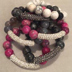 Beaded Bracelets Handmade to Represent You by InspirationBeadsPA
