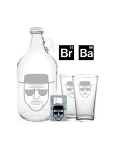 Hey, I found this really awesome Etsy listing at https://www.etsy.com/listing/171936462/breaking-bad-growler-64oz-beer-growler
