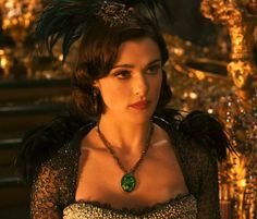 Evanora's necklace from Oz the Great and Powerful
