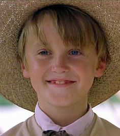 Young Tom Felton -From Anna and the King I was smiling the everytime time I saw…