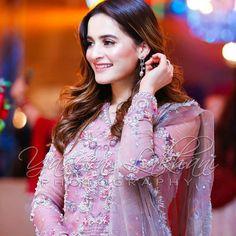 Awesome Minal Khan Aiman Khan and Muneeb Butt at a Wedding Event Pakistani Dress Design, Pakistani Dresses, Aiman Khan, Ayeza Khan, Cute Girl Pic, Pakistani Actress, Celebs, Celebrities, Friend Wedding