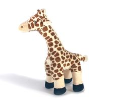 "Fluff & Tuff™ ""Nelly the Giraffe"" Dog Toy"
