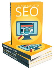 The New Guide To SEO http://www.plrsifu.com/new-guide-seo/ eBooks, Give Away, Marketing eBooks, Master Resell Rights #Seo If you want to get the maximum amount of profit from a website, then you need to get as much traffic as you can. If you want to get the maximum amount of traffic to your website, then you need to get to the top of Google.ArticlesGive Away