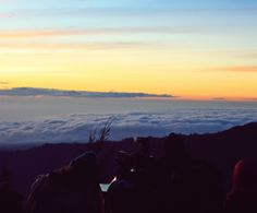 view from the top of bromo mountain, east java, it was fullfilled by clouds and beautiful colors, your eyes would be so comfort when you saw it directly