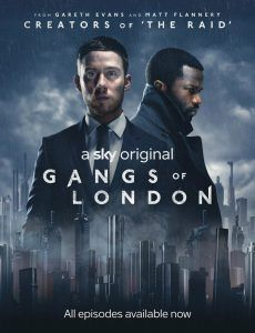 Tells the story of London being torn apart by the turbulent power struggles of its international gangs and the sudden power vacuum that's created when the head of London's most powerful crime family is assassinated. Joe Cole, London Eye, London Night, London Pubs, London Street, London City, Assassin, Outsiders Tv, Ver Series Online Gratis