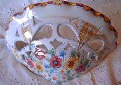 Applique murale in ceramica,foggiato al tornio,intagliato e dipinto a mano., by ilciliegio, 80,00 € su misshobby.com