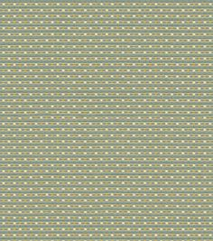 Upholstery Fabric-Waverly Dashing/Mist