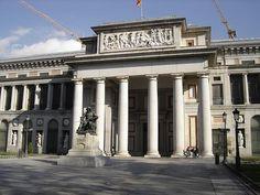 Museum of del Prado Madrid, Spain