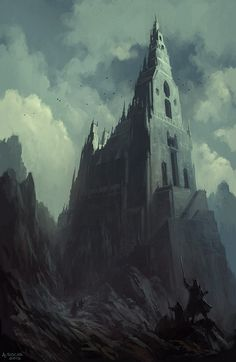 Andreas Rocha Malakai's Castle