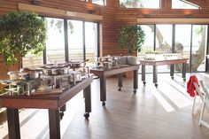 Buffet perfection Read More: http://www.stylemepretty.com/2014/03/12/walkers-landing-at-amelia-island-plantation-wedding/
