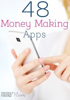 How would you like to start making money with your smartphone? It is easier than you may think. These money making apps will have you earning extra, quick cash in no time by doing simple tasks like taking pictures, filling out surveys, or just by shopping.