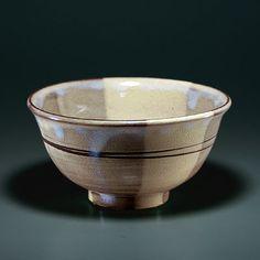 japanese rice bowls - hagi yaki ware
