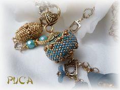 """Schéma ... Perle   """"Amour"""" de Les perles de Puca sur DaWanda.com"""