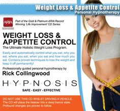 Weight Loss Hypnosis MP3/CD
