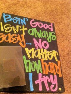 Janis Joplin - Bein Good Isn't Always Easy, No Matter How Hard I Try.