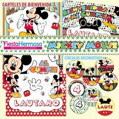 Ideas para el hogar on pinterest candy bars mickey - Decoraciones de bares ...