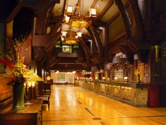 4240 Architecture (Peter Dominick); Disney's Grand Californian Hotel and Spa (New Construction); Anaheim, California, 2009.