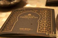Moroccan Theme New Year's Eve party at the Setai Miami