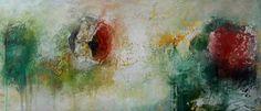PETRA LORCH   ABSTRAKTE MALEREI   www.lorch-art.de Komposition 9.177   140×70   Mischtechnik auf Leinwand   Petra Lorch   Freischaffende Künstlerin   mail@lorch-art.de