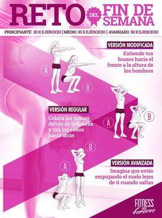 Fitness en femenino // Total Fitness