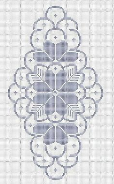 Previous Next 3 of 3 Get this free filet crochet table runner pattern and start crocheting. Crochet Table Runner Pattern, Crochet Doily Patterns, Crochet Tablecloth, Thread Crochet, Crochet Motif, Crochet Designs, Crochet Doilies, Hand Crochet, Crochet Stitches